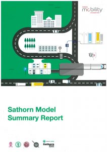 Sathorn Model Final Report (WBCSD SMP2 0) -- Bangkok, Thailand